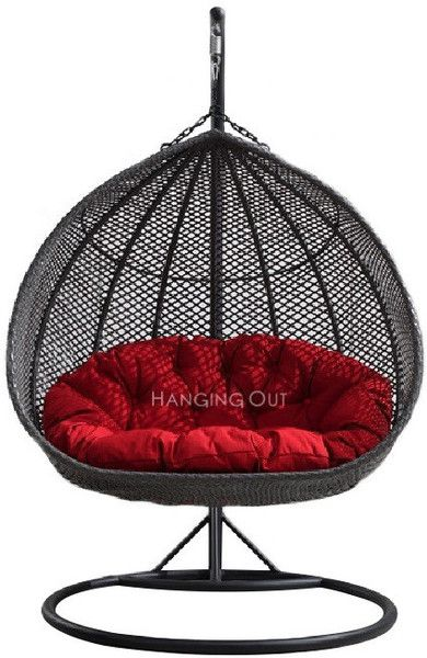Valencia Double Hanging Swing Chair Hanging Swing Chair Swinging Chair Hanging Egg Chair