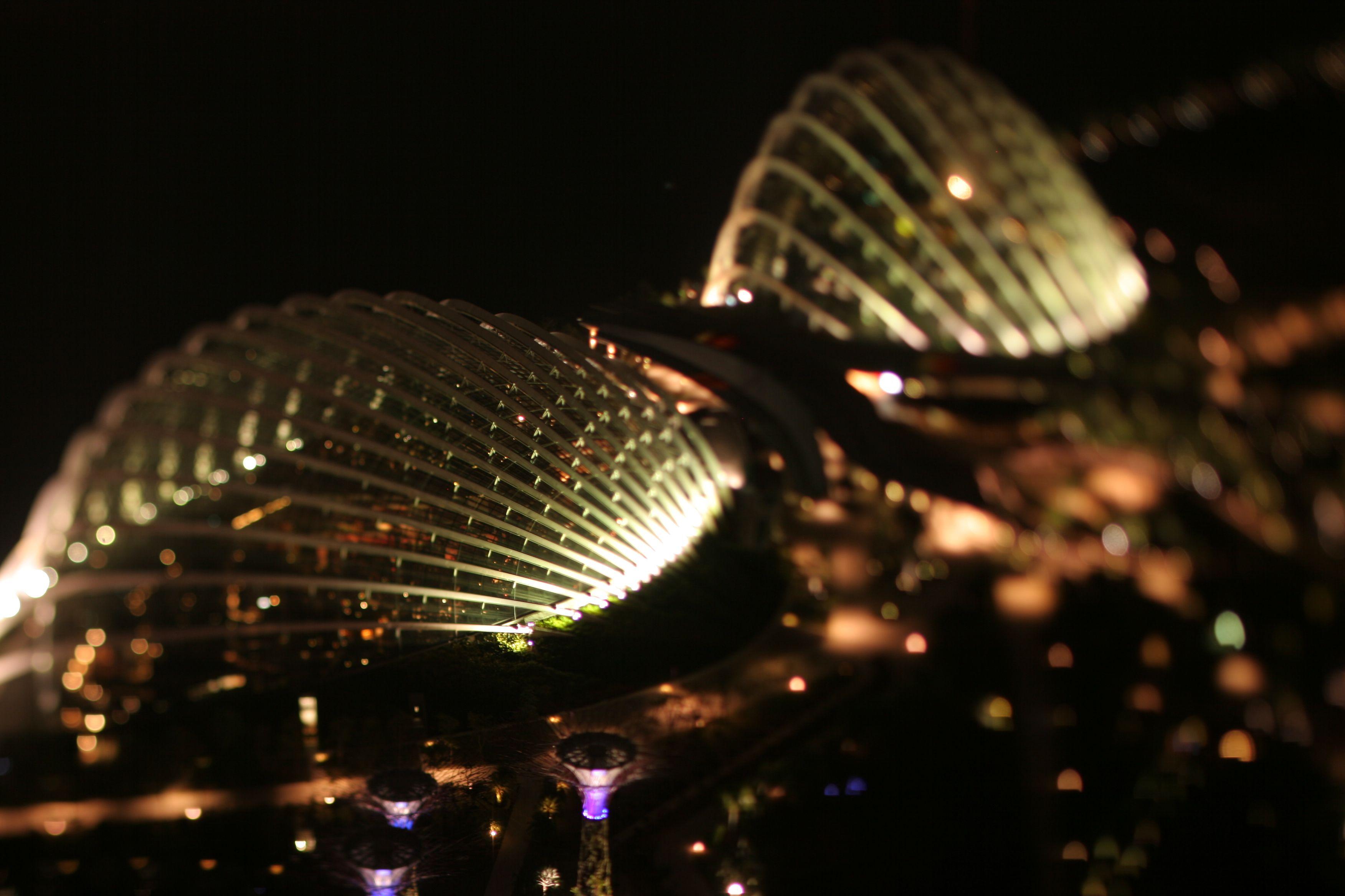 The Shoppes At Marina Bay Sands à Singapore, ©DamienVidal www.damien-vidal.com