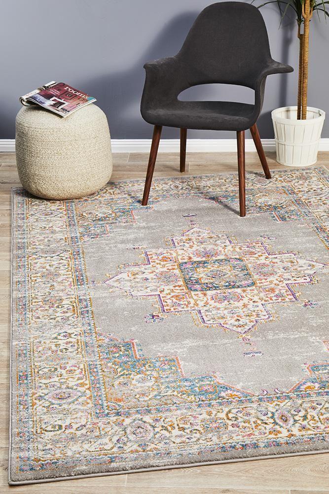 Eclectic TwoOneOne Grey Rug Rugs, Grey rugs, Rugs online