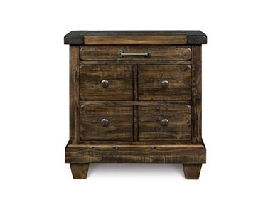 Shop for Magnussen Home Drawer Nightstand B2524 01 and other