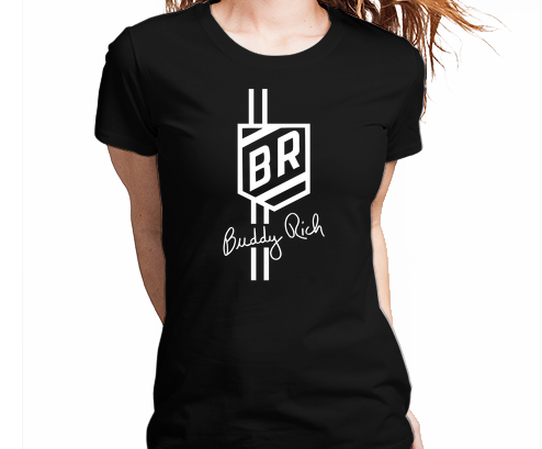 Buddy Rich - B Tshirt Camiseta Camisa Tee