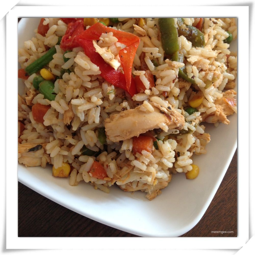 Guyanese style strip chicken fried rice guyanese recipecaribbean guyanese style strip chicken fried rice forumfinder Images