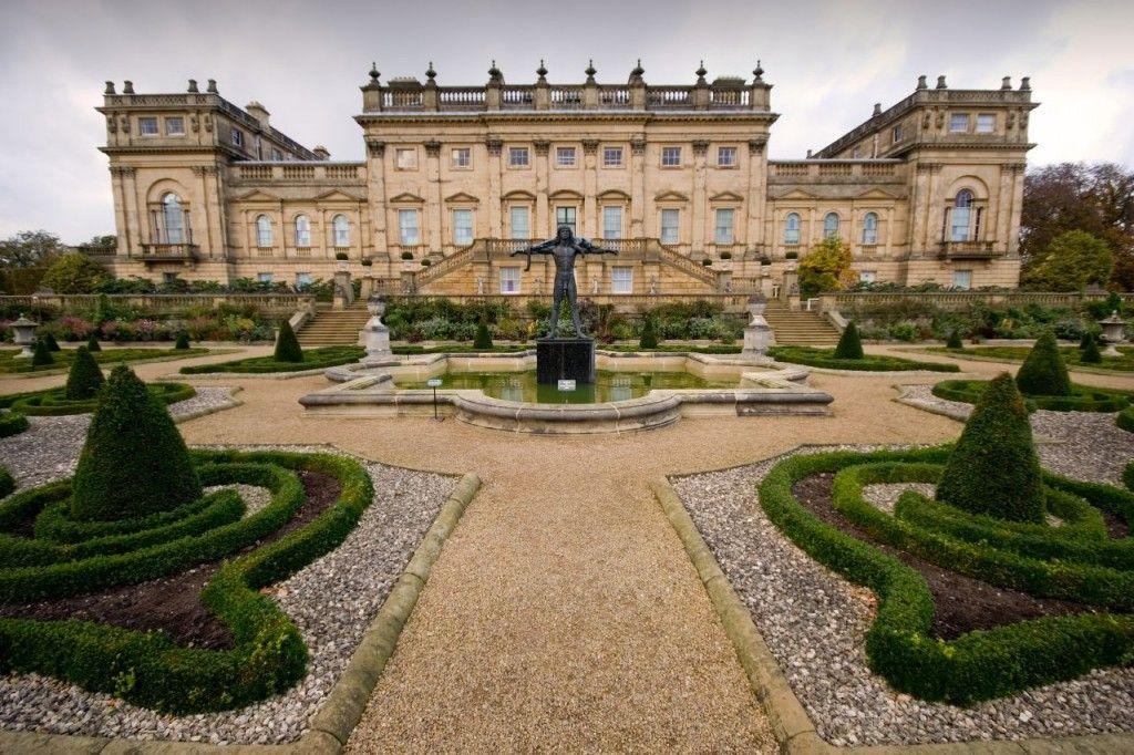 Harewood House, Pemberley dans Lost in Austen... Retrouvez l'article sur tous les lieux de tournages de Pemberley sur Jane Austen is my Wonderland