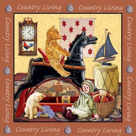 Country Living V (Rosalind Solomon)