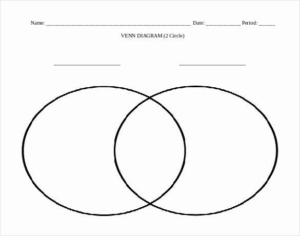 40 Venn Diagram Template Word in 2020 (With images) | Venn ...