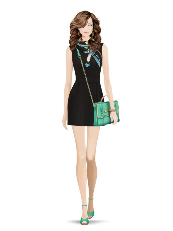 covet fashion | This look created by AnaConte with Covet Fashion.