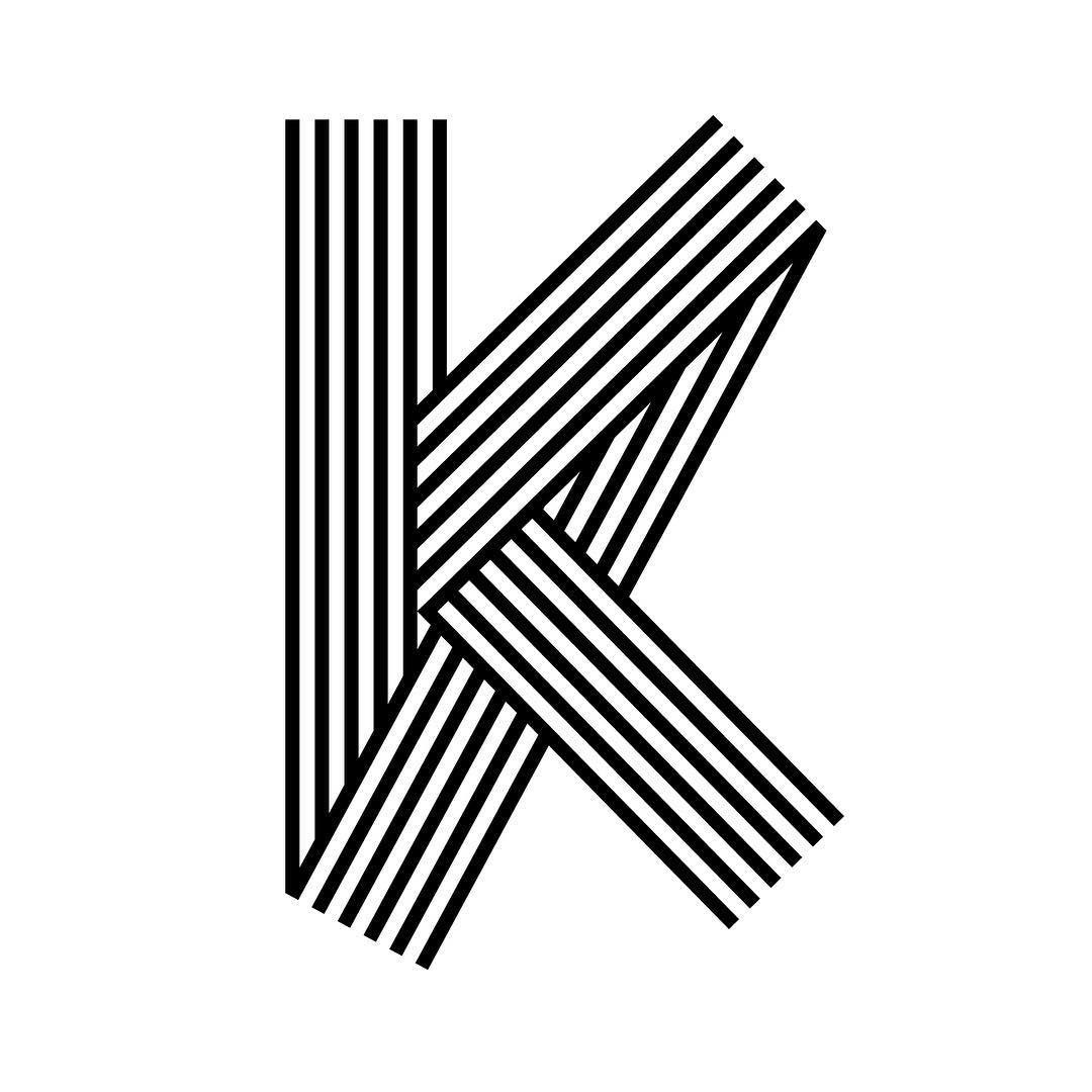 Letter K / Exploration - @36daysoftype #36daysoftype ...
