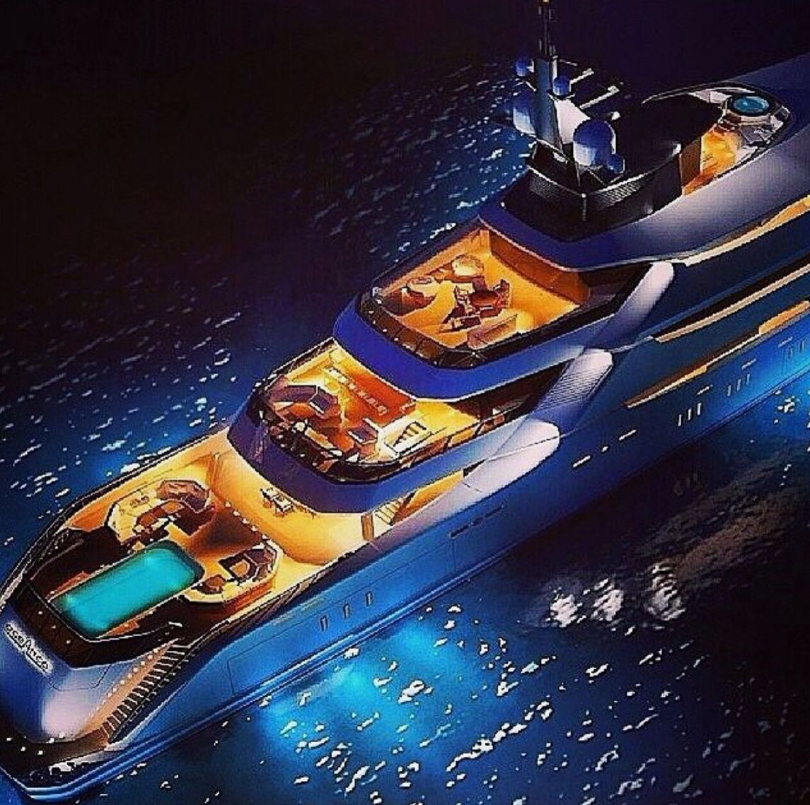 Luxury Safes, Luxury Yachts, Yacht Interior Design, Luxury