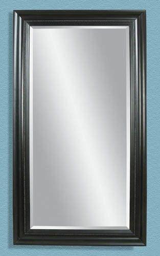 Bassett Mirror Company Plantation Mahogany Floor Mirror | Floor ...