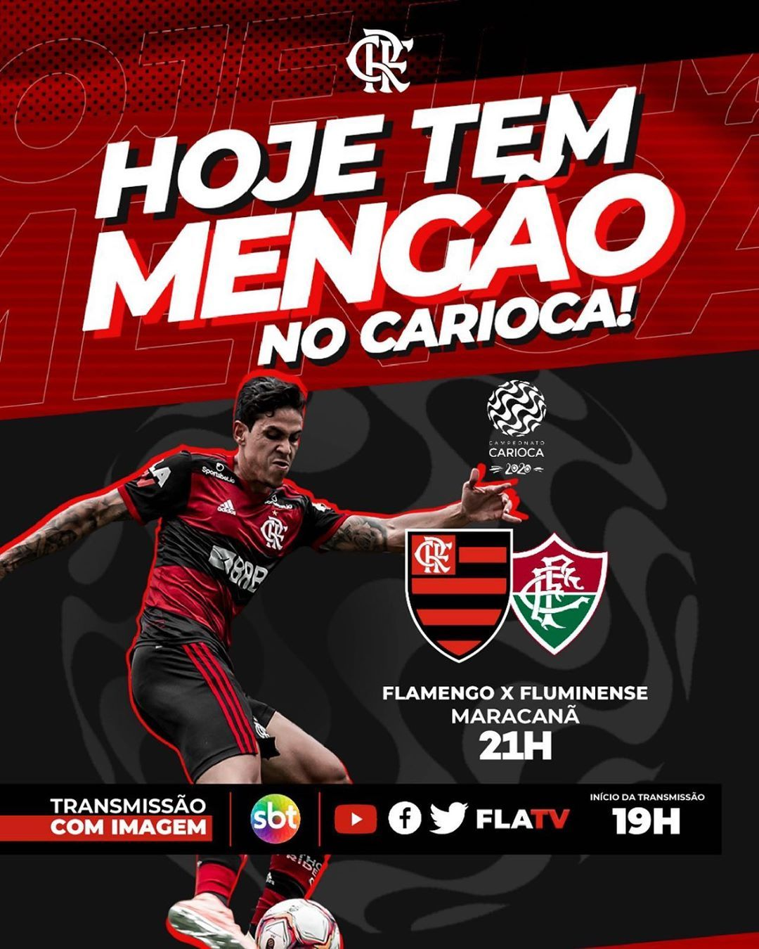 14 1 Mil Curtidas 662 Comentarios Flamengo Flamengo No Instagram Hoje Tem Mengao Na Finalissima Do Fluminense Campeonato Carioca Flamengo X Fluminense