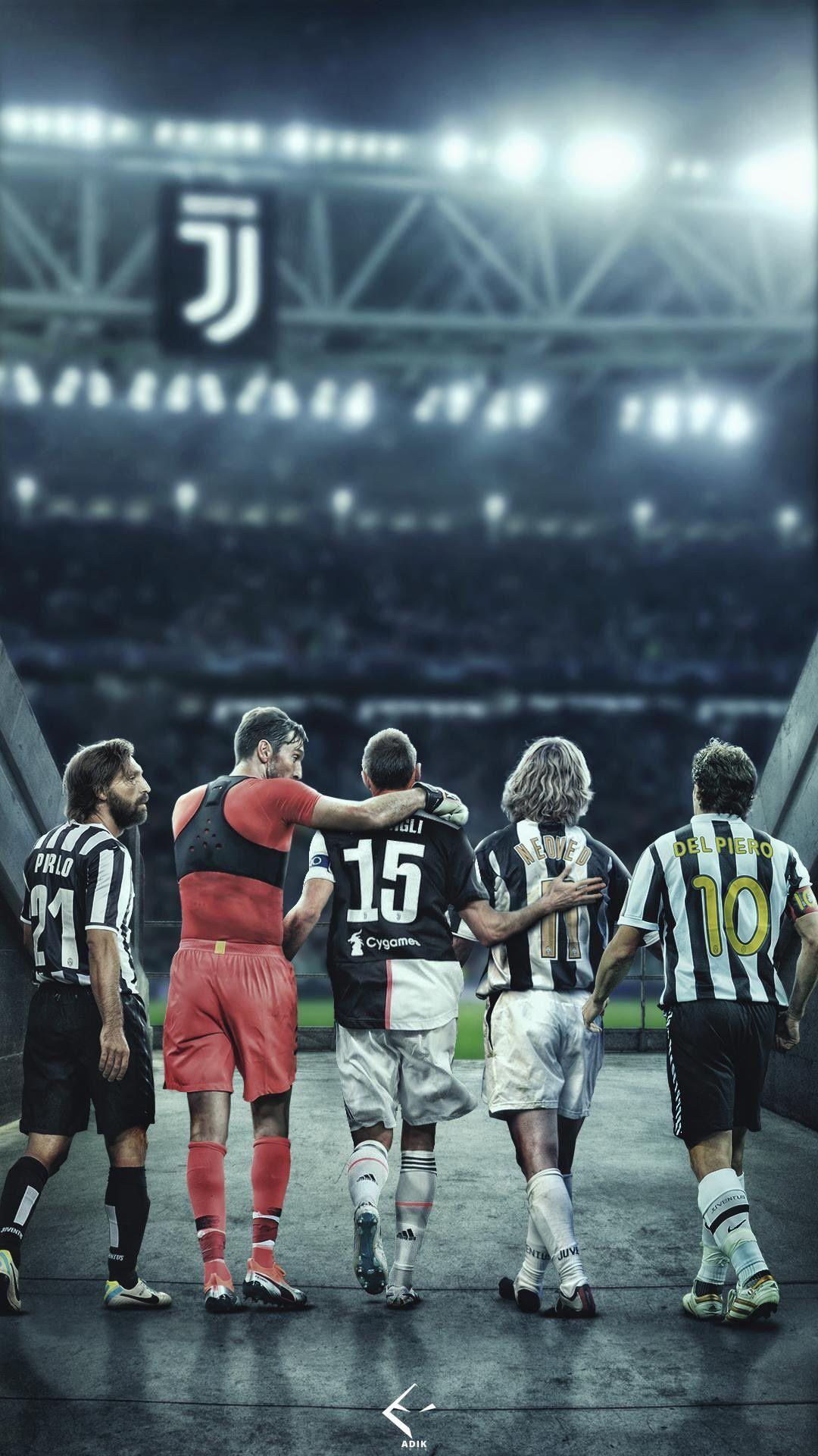 Legends juventus Calciatori, Calcio, Juventus