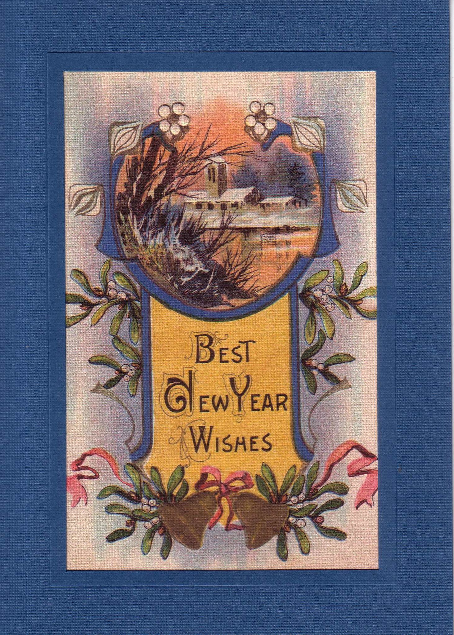 Best New Year Wishes | Vintage happy new year, Happy new ...