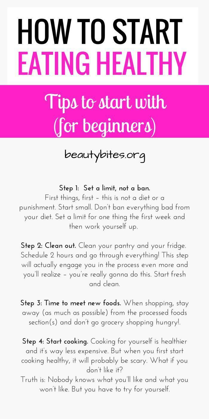 Sauberes Essen für Anfänger 6 Schritte um gesund zu essen auch wenn Sie nicht   Sauberes Essen für Anfänger 6 Schritte um gesund zu essen auch wenn Si...