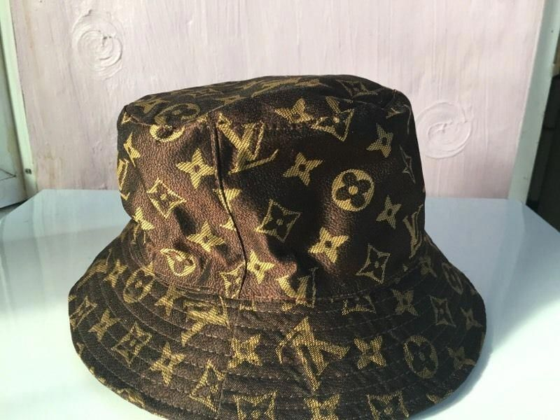 Louis Vuitton bucket hat - brand new on Gumtree. Louis Vuitton bucket hat  Monogram design Brand new Can be posted or collected Contact for more d    ... 20339193294