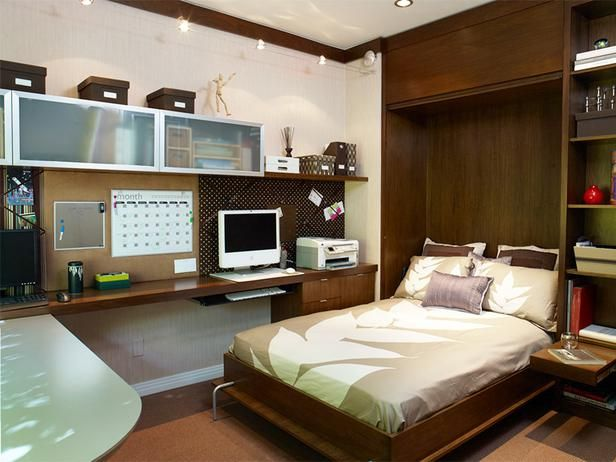 HOW TO MAKE THE MOST OUT OF A SMALL BEDROOM
