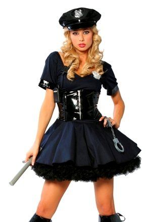 34d3148ef61 Sexy Adult Womens Halloween Costumes Lady Cop Police Officer Woman Costume  Theme Party Outfit
