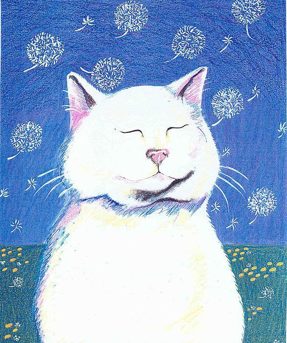 Dandelion Breeze by Laurel Porter-Gaylord