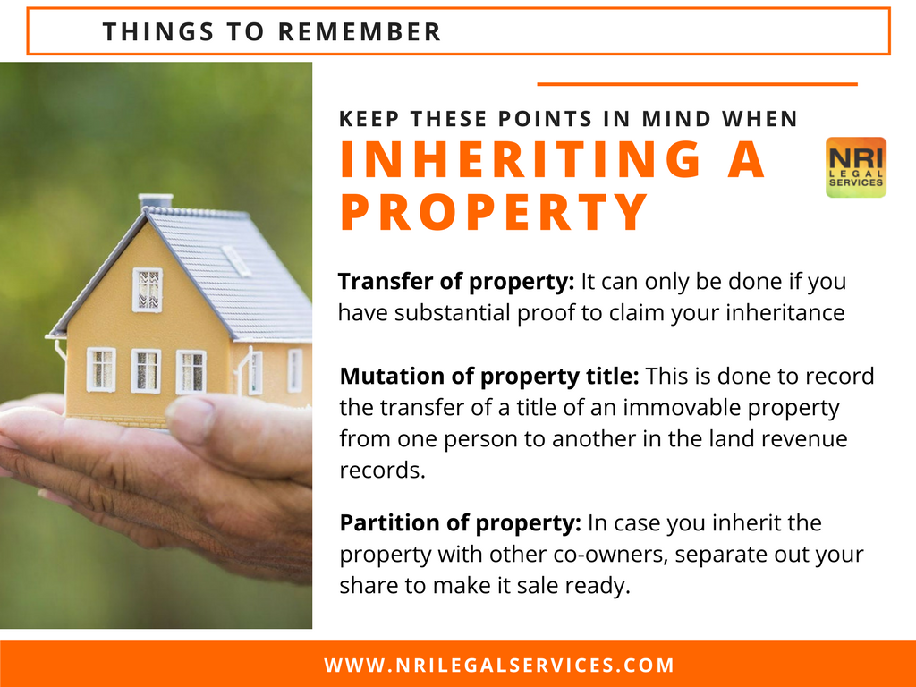 Transfer Of Property Ownership In India Has Specific Regulations Legal Advice Inheritance Legal Services