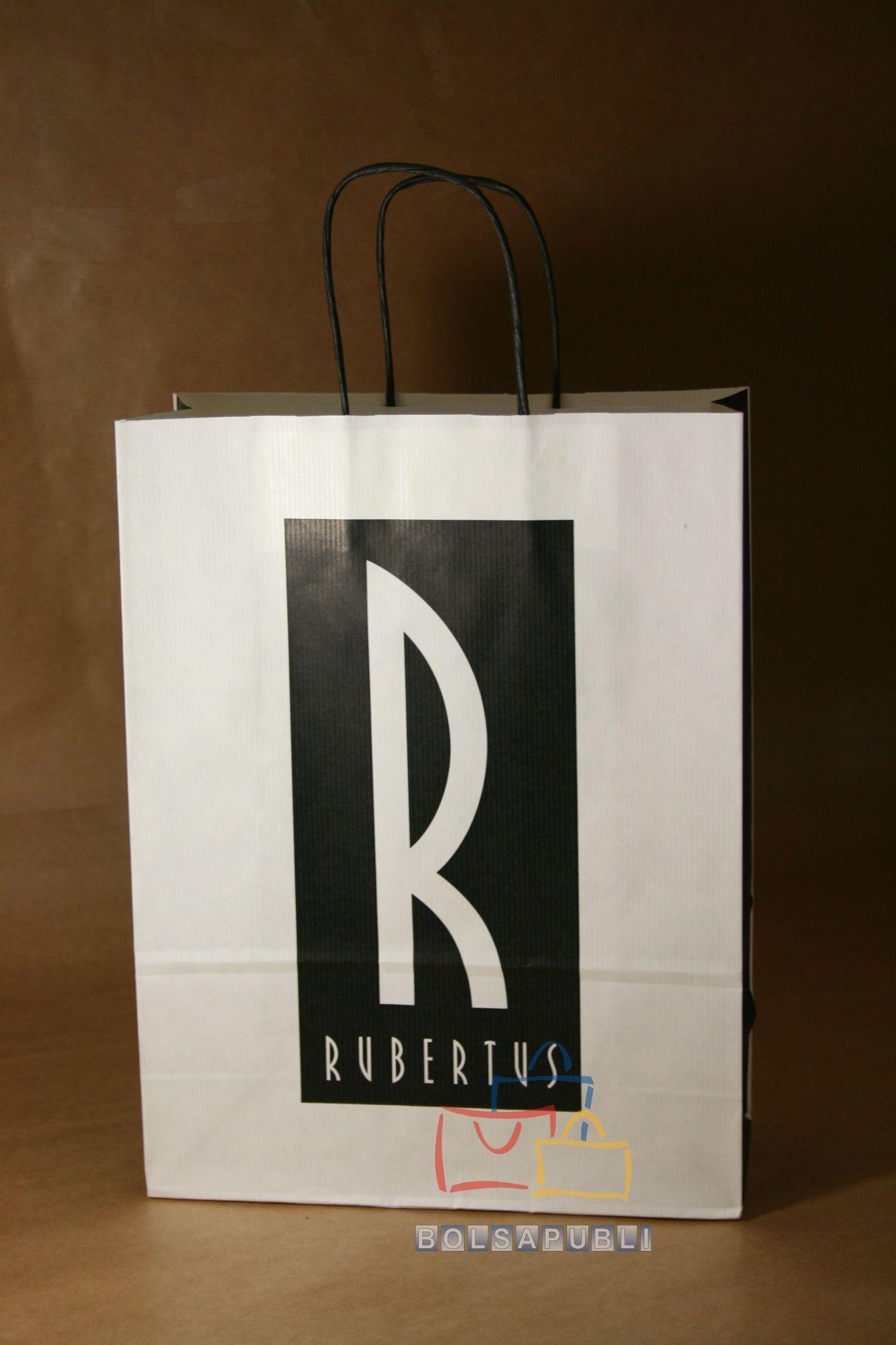2a666e790 Bolsas de Papel | Bolsas de Asa Rizada | Bolsas de papel, Sobres de ...