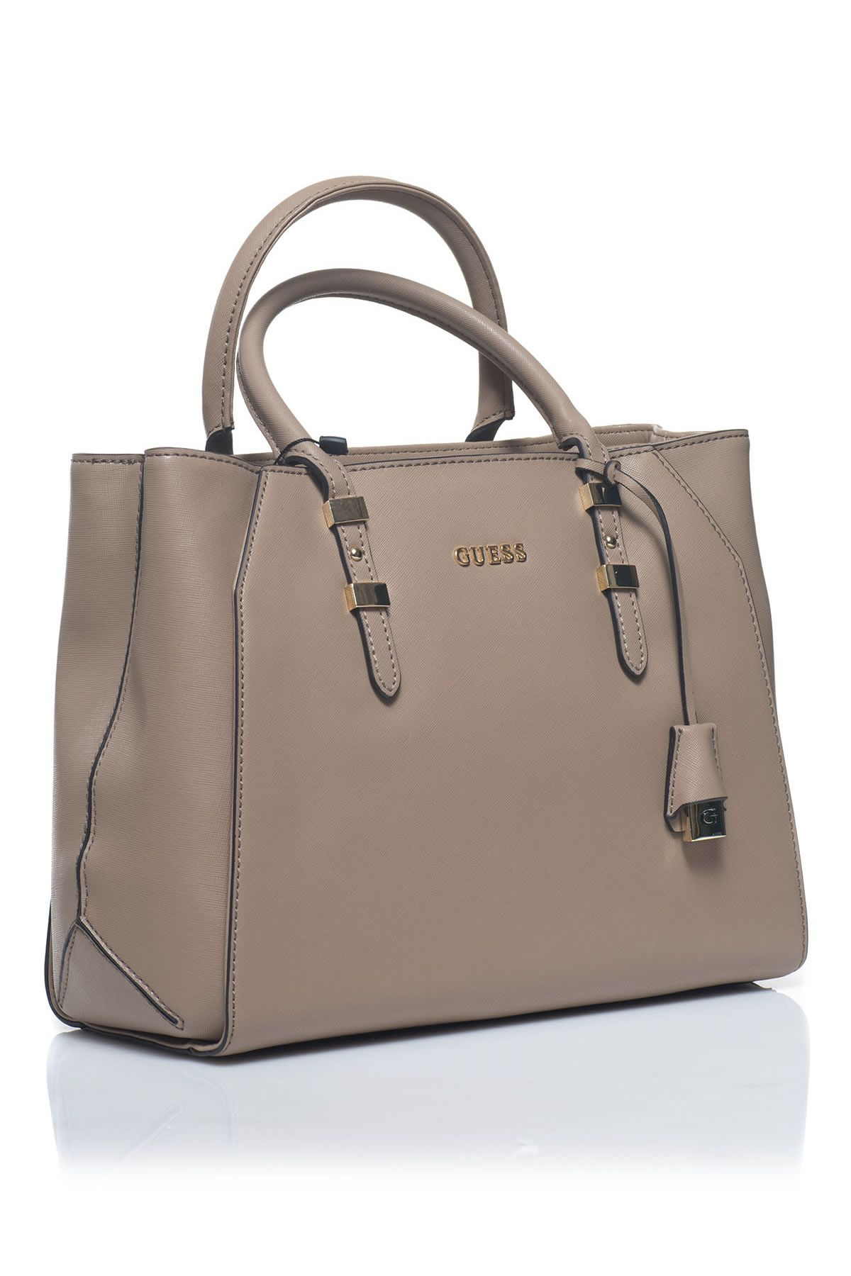Guess | Beige Handbag | Lyst | Handbags &