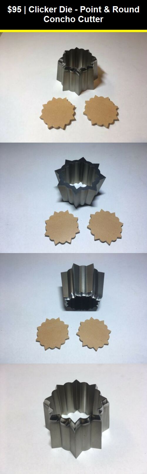 Leather Cutting Tools 183136 Clicker Die
