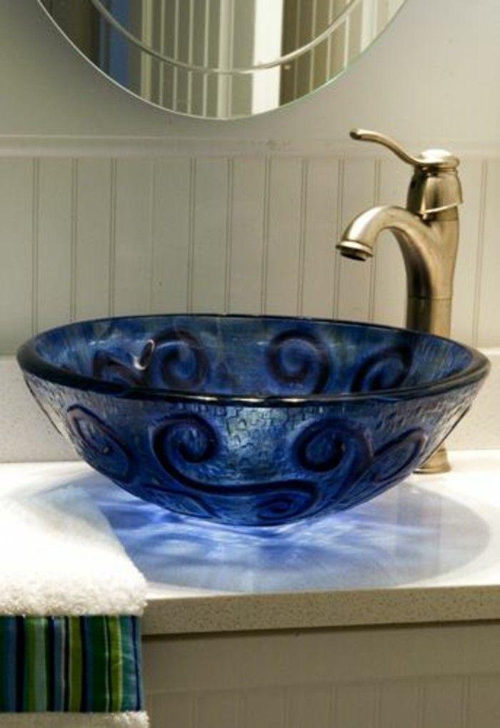 Erstaunliche Glas Waschbecken Modelle Fur Jedes Badezimmer