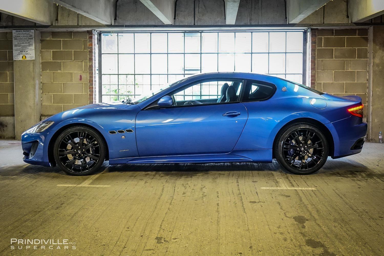 Used 2015 Maserati GranTurismo SPORT for sale in Greater
