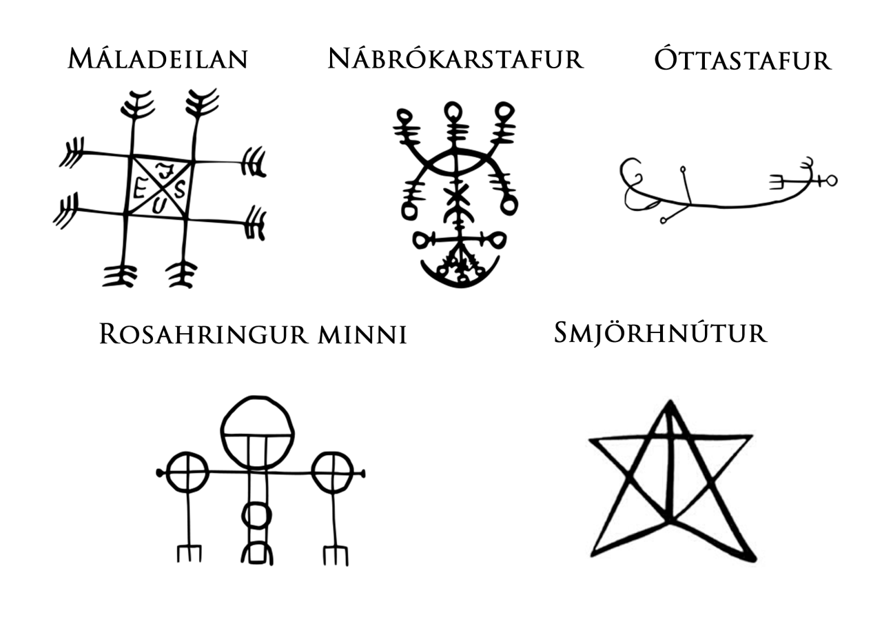 Hard in hightown 3 the re punchening sacred chaotic geometry sacred chaotic geometry icelandic magical staves are symbols credited with magical effect the effects credited to most of the staves were very relevant biocorpaavc Image collections