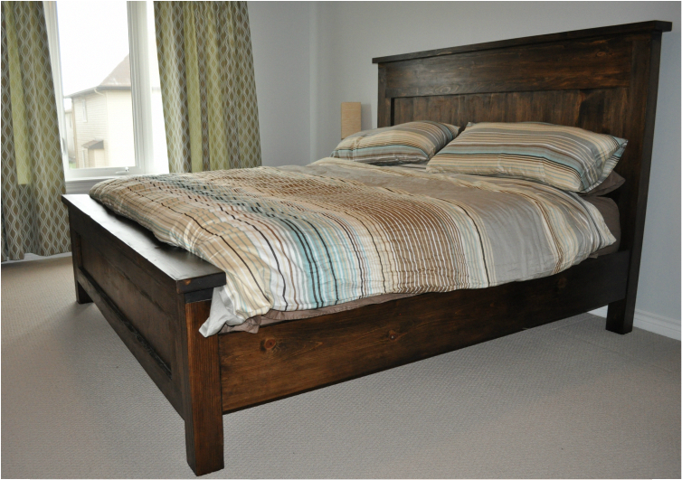 Pin by Joel Dickinson on Furniture in 2020   King size bed ...