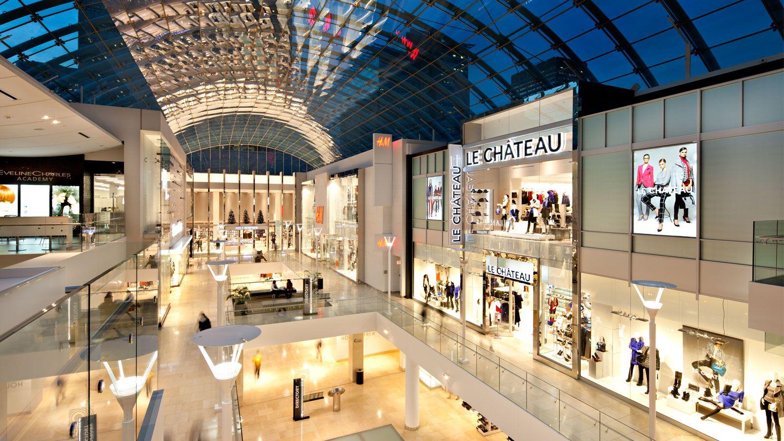 Core gha design retail design shopping mall design