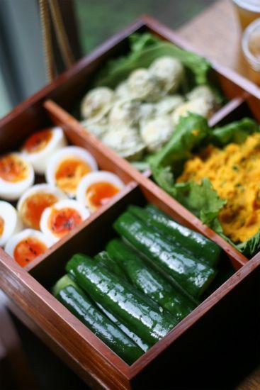 shokado lunch boxes