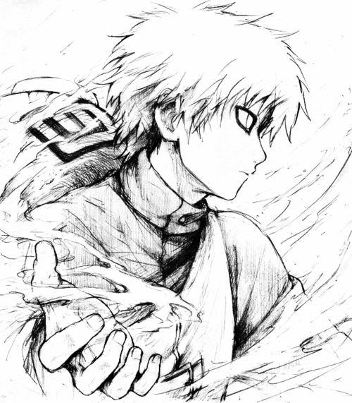Love The Drawing Style Naruto Pinterest Naruto Naruto