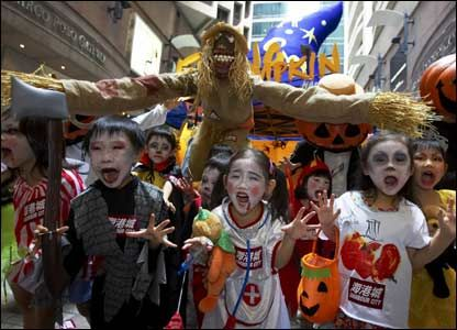 halloween celebrations in usa google search - What Is Halloween A Celebration Of