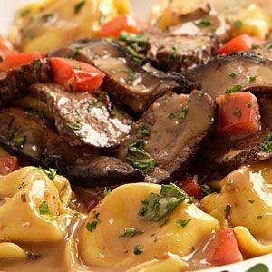 Olive Garden 39 S Braised Beef Tortelloni Grant Loved This Recipe The First One He 39 S Truly