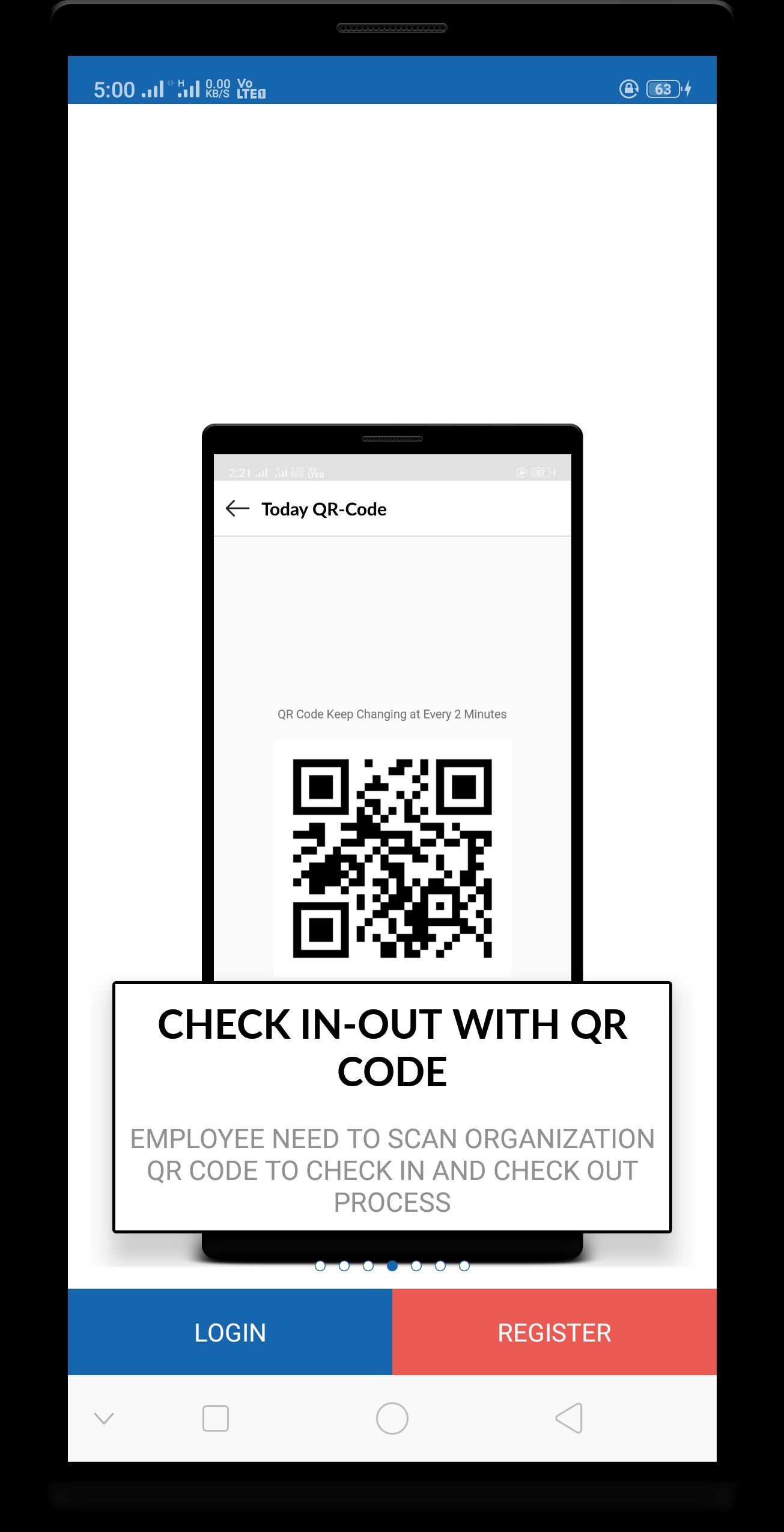 Employee Attendance System - Leave, Salary etc | Design