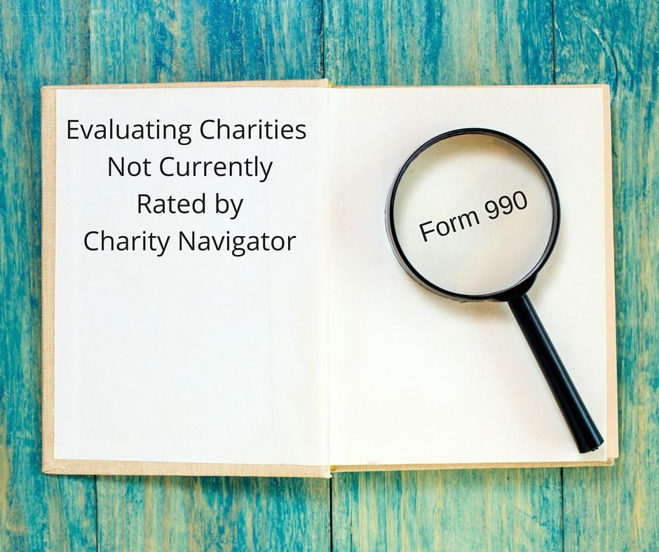 How to evaluate a charity to determine if it is worthy of support - charity evaluation