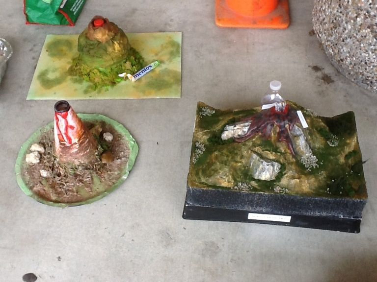 3rd grade volcano project classroom pics pinterest volcano 3rd grade volcano project ccuart Image collections