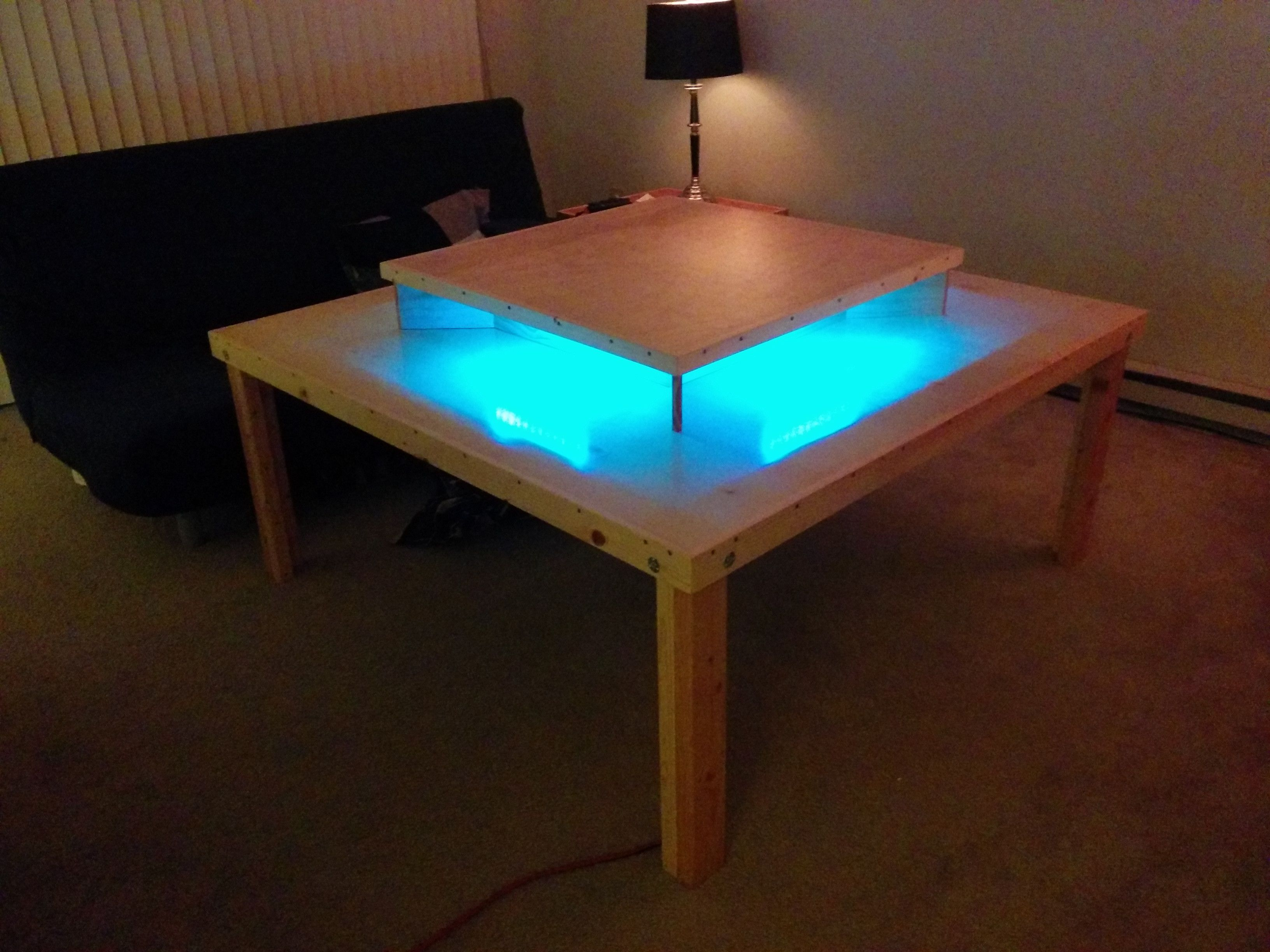 DIY 25 sqft Gaming Table