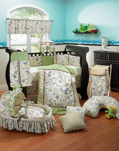 Decoracion cuarto del bebe para todos los gustos foto - Decoracion habitacion del bebe ...