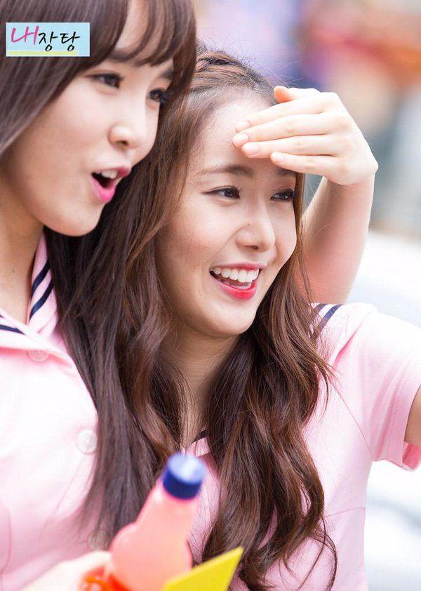 Yuju and SinB #Sinju