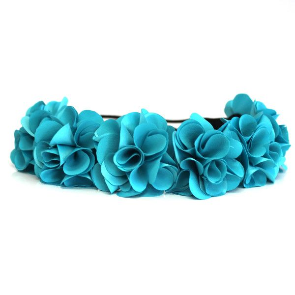 Floral Crown Headband - $27! Probably not worth the price but UUBER cute(: