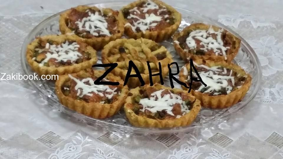 ميني تارت البطاطس بالشوفان زاكي Sweet Pastries Best Dishes Food