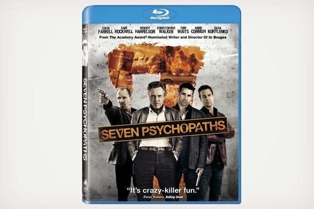 Seven Psychopaths Blu-ray #bluray
