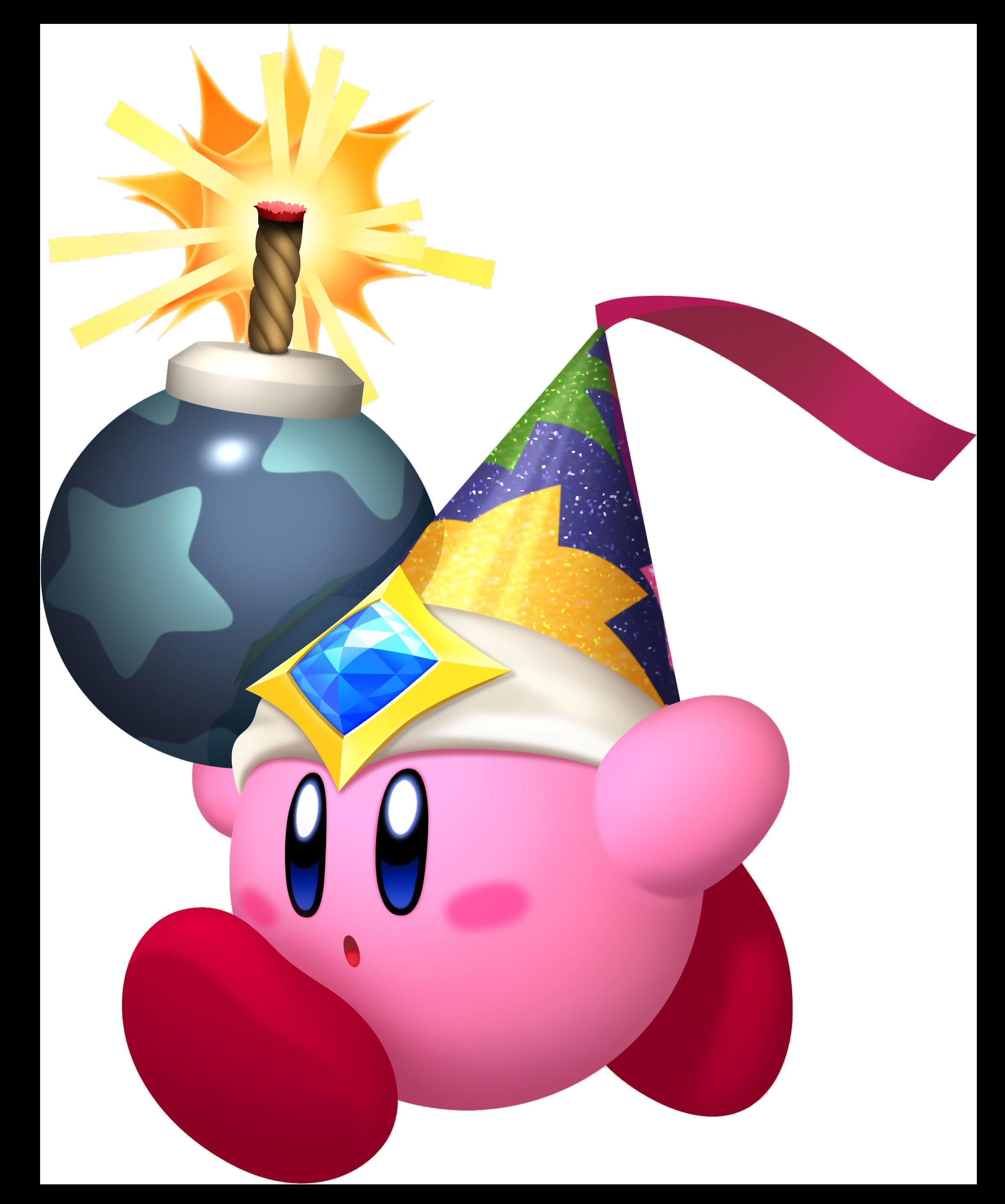 Bomb Kirby Kirby Games Kirby Art