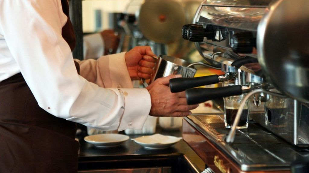 Cafe culture on the rise as pubs decline Coffee shop