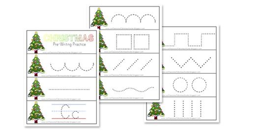 Free Worksheets preschool christmas worksheet : 1000+ images about Christmas Preschool Activities on Pinterest