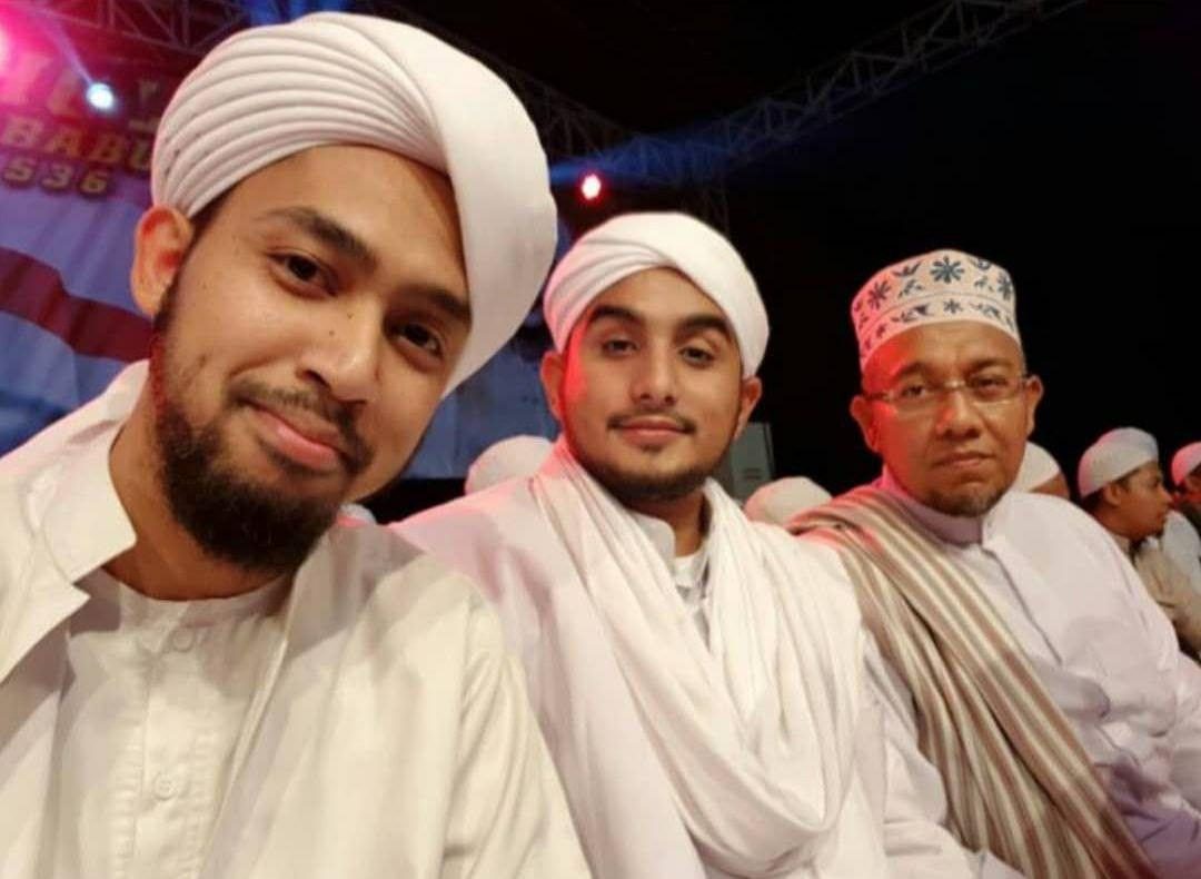 Biografi Lengkap Al Habib Muhammad Hanif Bin Abdurrahman Alatas Cute766