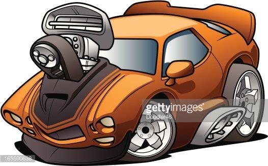 Hot Rod Cartoon Art Google Search Car Cartoon Cool Car Drawings Car Humor