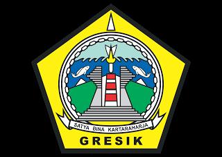 Kabupaten Gresik Logo Vector Free Vector Logos Download Lencana