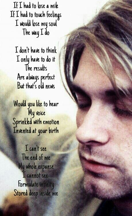 Kurt Cobain (Nirvana) • Oh Me (which was covered by nirvana at their unplugged show - not originally by them)